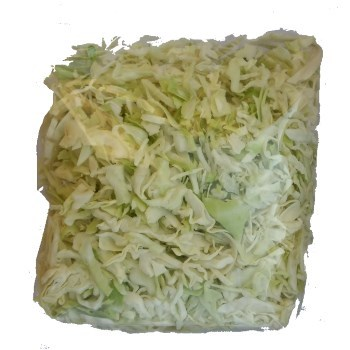Cabbage - Sliced